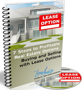 Lease option investing training